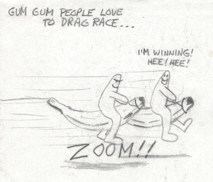 Gum Gum racing
